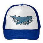 Humpback Whale2 Mesh Hat