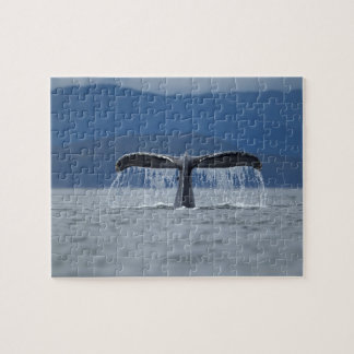 Humpback Whale 2 Jigsaw Puzzle