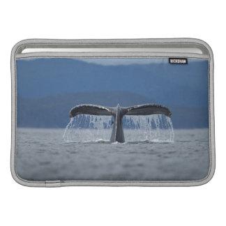 Humpback Whale 2 MacBook Air Sleeve