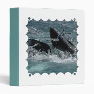 Humpback Whale Binder