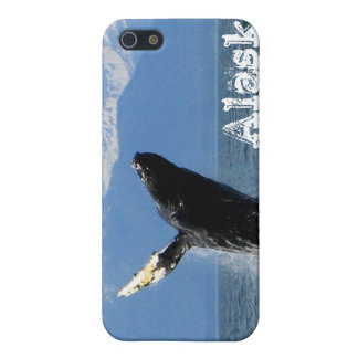 Humpback Whale Breaching Alaska Cases For iPhone 5