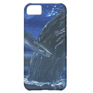 Humpback whale breaching cover for iPhone 5C