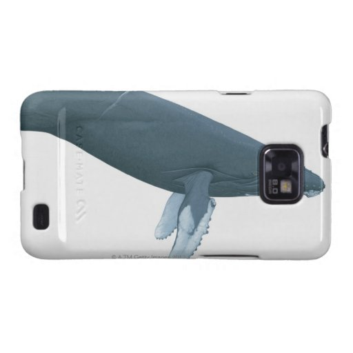 Humpback Whale Galaxy S2 Covers