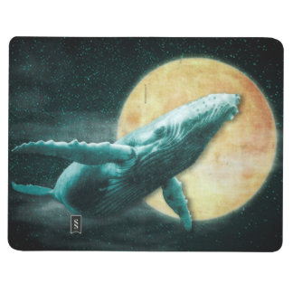 Humpback Whale Flying to The Moon Business Journal