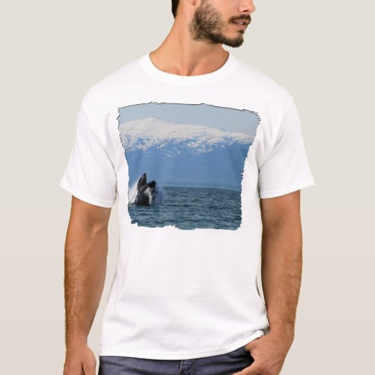 Humpback Whale Head T-Shirt