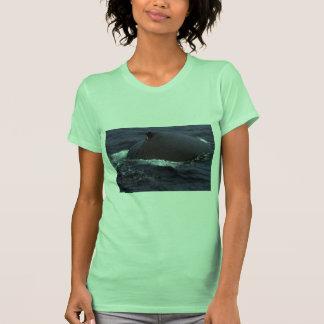 Humpback Whale In Fog Tshirt
