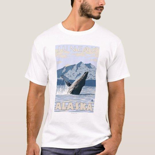 Humpback Whale - Juneau, Alaska T-Shirt