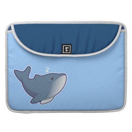 Humpback Whale MacBook Pro Sleeve