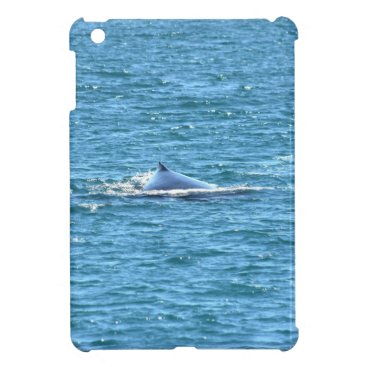 Beach Themed HUMPBACK WHALE MACKAY QUEENSLAND AUSTRALIA COVER FOR THE iPad MINI