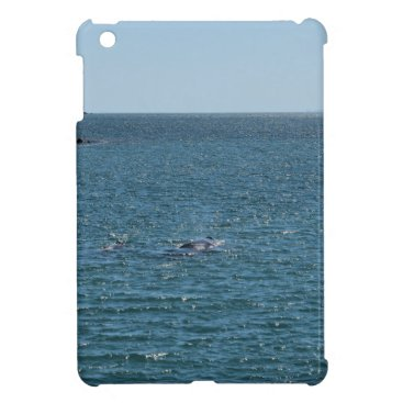 Beach Themed HUMPBACK WHALE MACKAY QUEENSLAND AUSTRALIA iPad MINI CASE