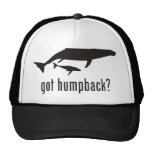 Humpback Whale Mesh Hat