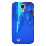 Humpback Whale Mother and Calf Samsung Galaxy S4 Cover