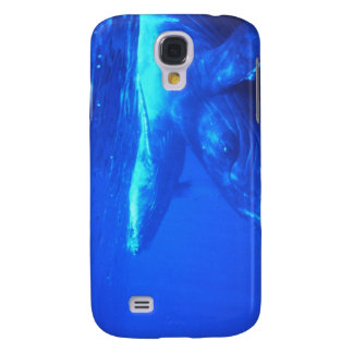 Humpback Whale Mother and Calf Samsung Galaxy S4 Case