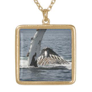 Humpback Whale Custom Jewelry