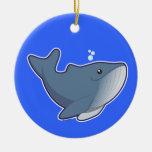Humpback Whale Ornaments
