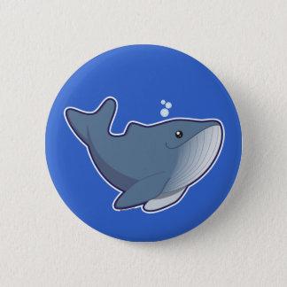 Humpback Whale Pinback Button