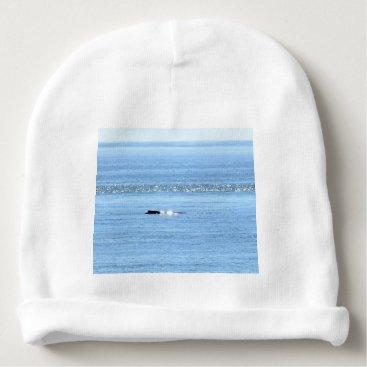 Beach Themed HUMPBACK WHALE QUEENSLAND AUSTRALIA BABY BEANIE
