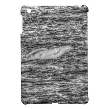 Beach Themed HUMPBACK WHALE QUEENSLAND AUSTRALIA iPad MINI CASES