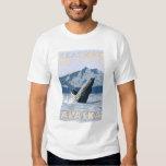 Humpback Whale - Skagway, Alaska T-Shirt