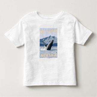 Humpback Whale - Skagway, Alaska T Shirts