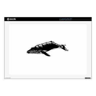 Humpback Whale Laptop Skins