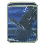 Humpback whale sleeve for iPads