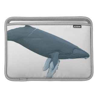Humpback Whale Sleeves For MacBook Air