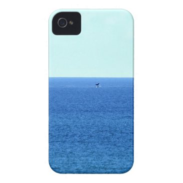 Beach Themed HUMPBACK WHALE TAIL QUEENSLAND AUSTRALIA iPhone 4 CASE