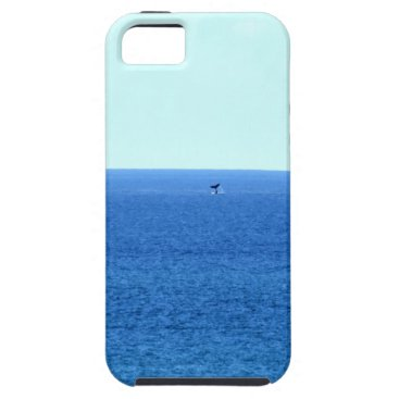 Beach Themed HUMPBACK WHALE TAIL QUEENSLAND AUSTRALIA iPhone SE/5/5s CASE