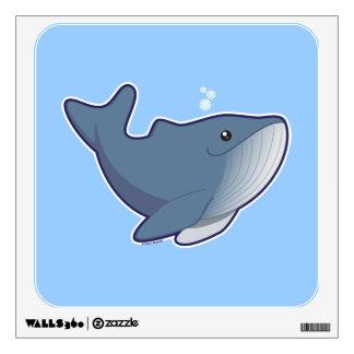 Humpback Whale Wall Sticker