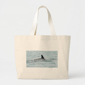 HUMPBACK WHALE WHITSUBDAY'S QUEENSLAND AUSTRALIA LARGE TOTE BAG