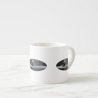 Humpback whales espresso cup