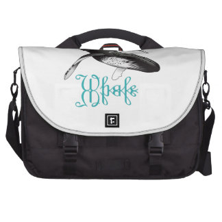 HUMPBACK WHALES COMMUTER BAGS