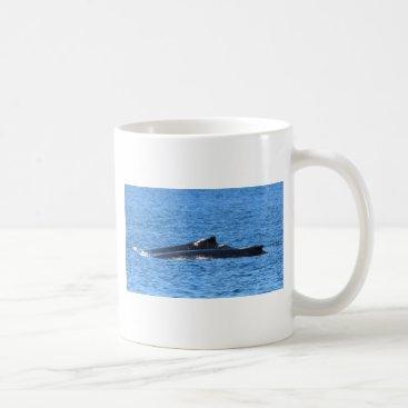 Beach Themed HUMPBACK WHALES MACKAY QUEENSLAND AUSTRALIA COFFEE MUG