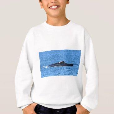 Beach Themed HUMPBACK WHALES MACKAY QUEENSLAND AUSTRALIA SWEATSHIRT