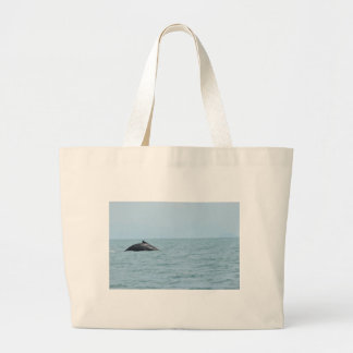 HUMPBACK WHALES WHITSUNDAY'S QUEENSLAND AUSTRALIA LARGE TOTE BAG