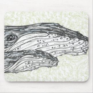 Humpbacks 03 Mousepad Tapetes De Raton