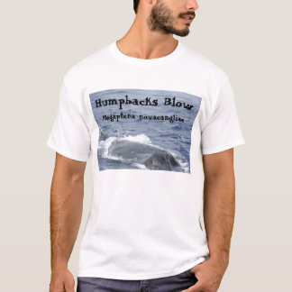 Humpbacks Blow T-Shirt