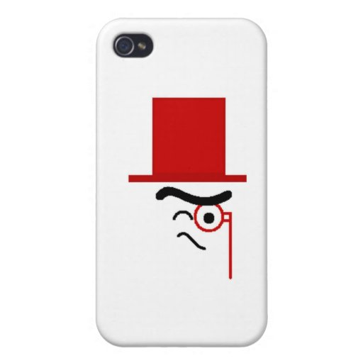 Humph Case For iPhone 4