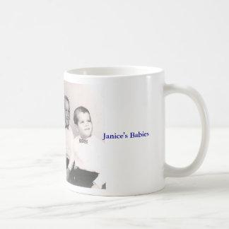 Humphrey, circa 1964, Janice's Babies Classic White Coffee Mug