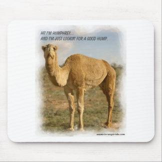 Humphrey el camello de Humpless Mousepad