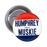 Humphrey for President - Button