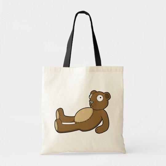 Humphrey Teddy Bear Tote Bag