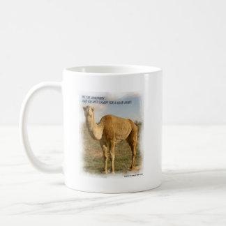 Humphrey The Humpless Camel Classic White Coffee Mug