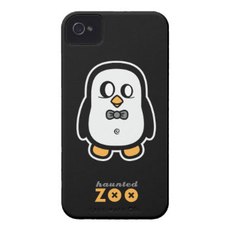 Humphrey the Penguin by Haunted Zoo BlackberryBold iPhone 4 Cover