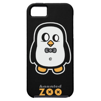 Humphrey the Penguin by Haunted Zoo iphone 5s case iPhone 5 Cases