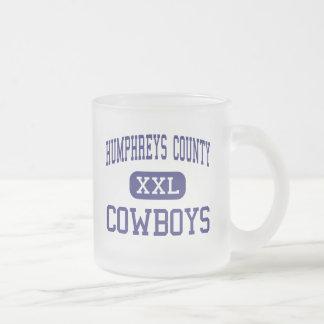 Humphreys County - Cowboys - Junior - Belzoni Coffee Mug