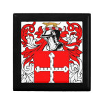 Humphrie Coat of Arms Keepsake Boxes