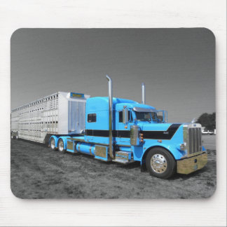 Hump's Peterbilt 379 Mousepad