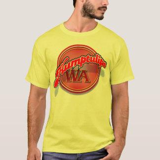 Humptulips WA swoop shirt